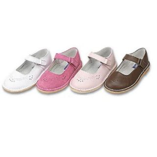 Toddler Little Girls Cute Cutout Mary Jane Style Dress Shoes 5 2