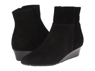 Cole Haan Tali Lux Wedge Black Patent