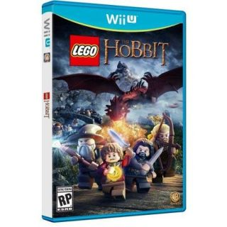 Wb Lego The Hobbit   Action/adventure Game   Wii U (1000461324)