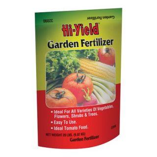 Hi Yield All Purpose Garden Fertilizer Flowers, Vegetables, Trees 20 Lbs 32090
