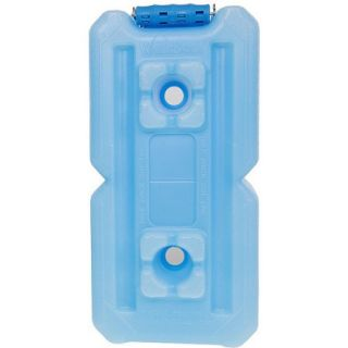 WaterBrick   Stackable Water/Food Container   3.5 gallon   Blue