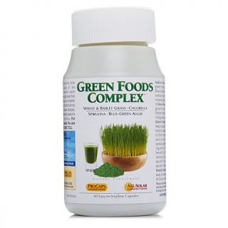 Green Foods Complex   60 Capsules   1462124