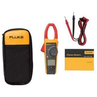 FLUKE FLUKE 374 Clamp Meter, 600V