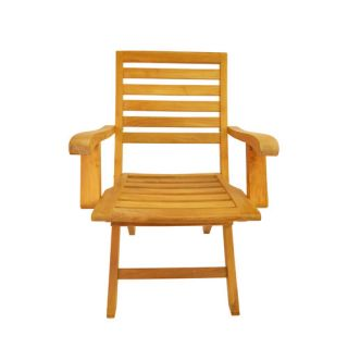 Andrew Folding Dining Arm Chair