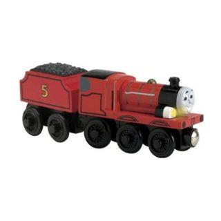Thomas Wooden Railway Talking James Toy Train   Shopping