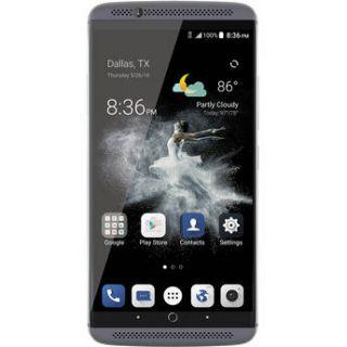 ZTE Axon 7 64GB Smartphone (Unlocked, Quartz Gray) A7G331