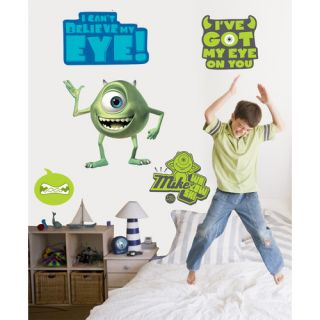 Disney Monsters Inc. Mike Giant Wall Decal