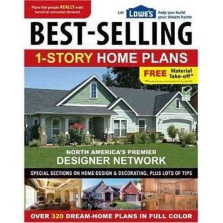 Lowe's Best Selling 1 Story Home Plans