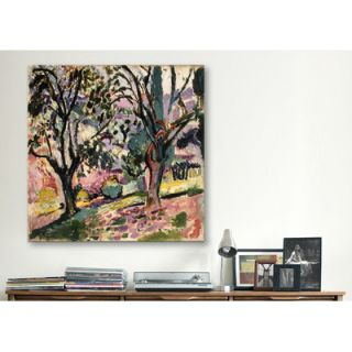 iCanvas Promenade Among the Olive Trees (1906) Canvas Wall Art by