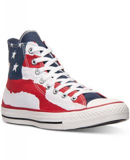 Converse Mens Chuck Taylor Hi Freedom Casual Sneakers from Finish