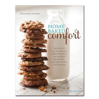Williams Sonoma Home Baked Comfort Cookbook, New Edition