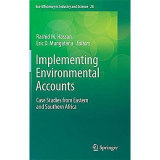 Implementing Environmental Accounts: Case Studies from Eastern and Southern Africa