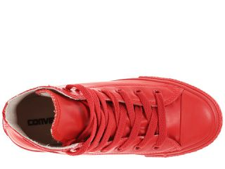Converse Kids Chuck Taylor All Star Hi Rubber Red