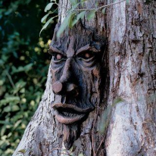 Design Toscano The Spirit of Nottingham Greenman Tree Statue