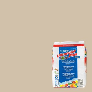 MAPEI 25 lbs Ultracolor Plus Bone Sanded Powder Grout