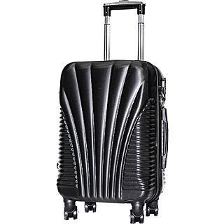 English Laundry 801 Collection 22 Carry On ABS Trolley Case Luggage