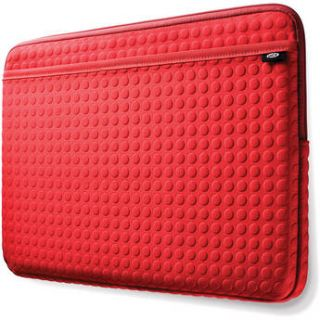 """LaCie ForMoa Case for 13"""" MacBook Air (Red) 131179"""