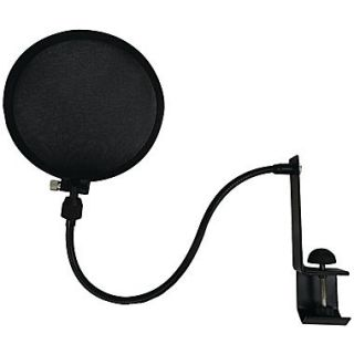Nady™ SPF 1 Microphone Pop Filter With Boom & Stand Clamp