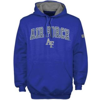 Air Force Falcons Royal Blue Automatic Hoodie Sweatshirt