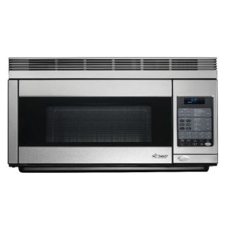 Dacor 1.1 cu ft Over The Range Convection Oven Microwave with Sensor Cooking Controls (Stainless Steel) (Actual: 29.93 in)