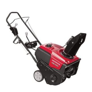 Honda HS720AS 20 in. Single Stage Electric Start Gas Snow Blower HS720AS