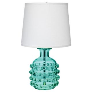 Ribbon 23.5 H Table Lamp with Empire Shade by Jamie Young Company