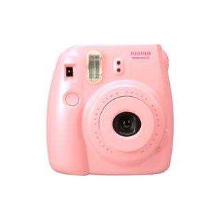 Fujifilm Instax Mini 8 Camera   Pink   Instant Film   Pink