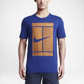 NikeCourt Logo Mens Tennis T Shirt