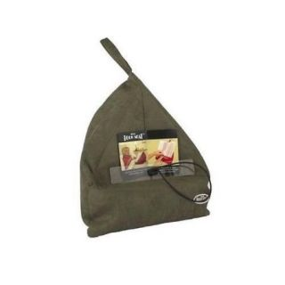 The Book Seat   Book Holder and Travel Pillow   Olive