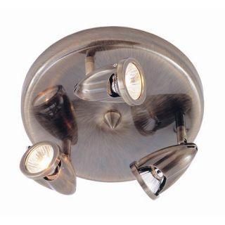 Trans Globe Lighting W 462 Modern Track 14 W 3 Light Track Lighting