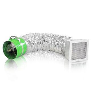 QuietCool QC ES 1500 734 Square Feet Energy Saver Whole House Fan