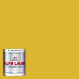 Ralph Lauren 1 qt. Cut Citrine Hi Gloss Interior Paint RL1442 04H