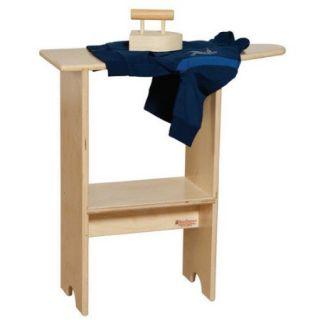 Wood Designs Stationary Ironing Board