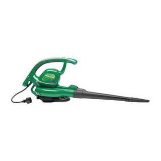 WEED EATER, 966 782401, Handheld Blower/Vacuum,Electric,355 CFM,235 MPH