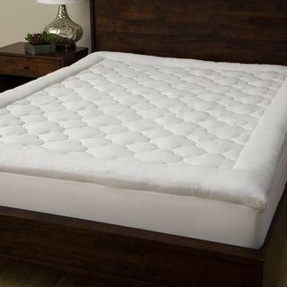 Grandeur Collection 233 Thread Count Cotton Fiber Bed   17312526