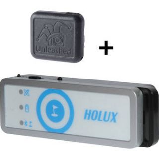 Foolography Unleashed Dx000 and Holux M 1200E Receiver Kit 0100