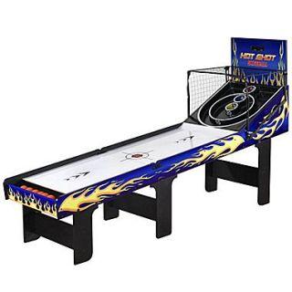 Hathaway™ Hot Shot 8 Skee Ball Table, Blue