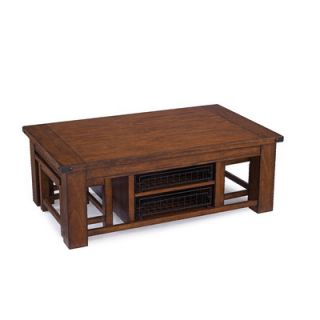 Magnussen Parker Lane Coffee Table with 2 Stools