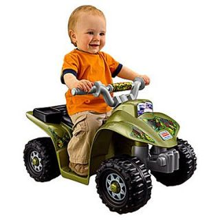 Fisher Price Power Wheels 6V Battery Powered ATV