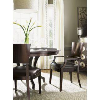 Lexington Furniture 708 875B Kensington Place Beverly Glen Round Dining Table
