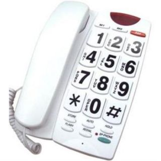 Future Call Standard Phone   White FC 4357