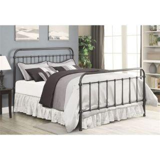 Coaster Furniture 300399T Livingston Twin Bed in Dark Bronze