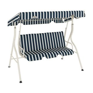 Sonax 2 Seat Steel Casual Porch Swing
