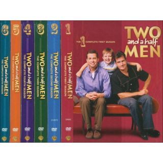 Two and a Half Men: The Complete Seasons 1 6 (24 Discs) (Widescreen