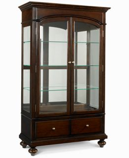 Bradford China Curio Cabinet   Furniture
