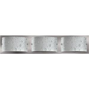 Hinkley HIN 5923BN LED2 Daphne Brushed Nickel  Bathroom Lighting Lighting