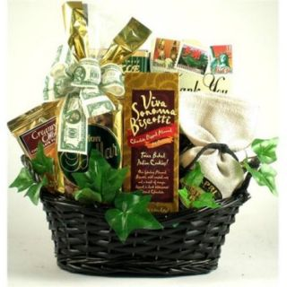 Gift Basket Village MaTh Many Thanks Appreciation Gift Basket