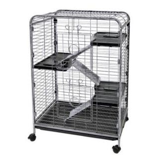 Ware Manufacturing Home Sweet Home 4 Level Small Animal Cage