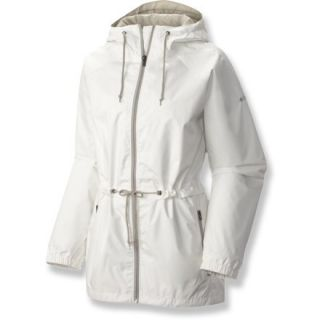 Columbia Arcadia Casual Rain Jacket   Womens Extended Sizes