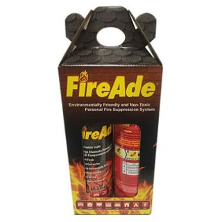 FireAde Personal Fire Suppression System (Two   16 oz. cans)